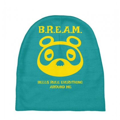 Bells Rule Everything Around Me Baby Beanies Designed By Specstore
