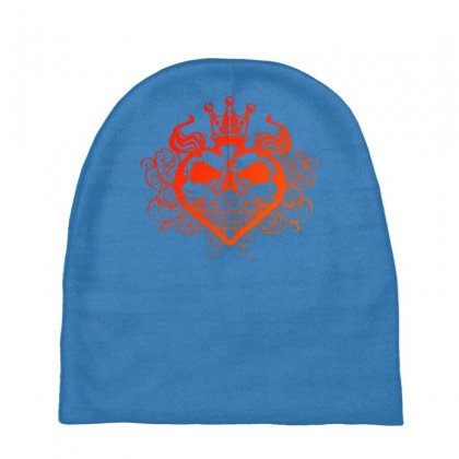 King Of Spades Baby Beanies Designed By Specstore