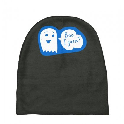 Boo I Guess Baby Beanies Designed By Specstore