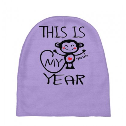 2016 This Is My Year Baby Beanies Designed By Specstore