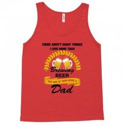 This Dad Loves Brewing Beer Tank Top | Artistshot