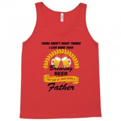 This Father loves Brewing Beer Tank Top | Artistshot