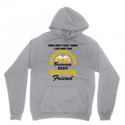 this friend loves brewing beer Unisex Hoodie | Artistshot