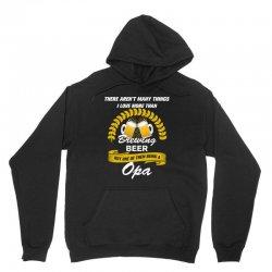 This Opa Loves Brewing Beer Unisex Hoodie | Artistshot