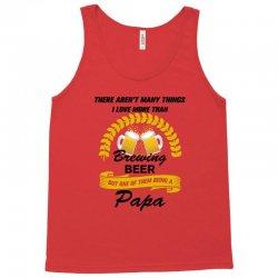 This papa Loves Brewing Beer Tank Top | Artistshot