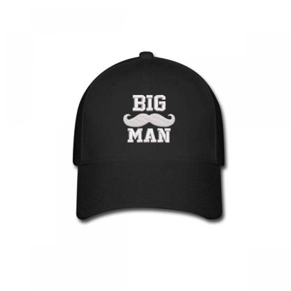 Big Man Embroidered Hat Baseball Cap Designed By Madhatter