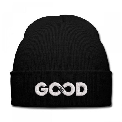 Good Embroidered Hat Knit Cap Designed By Madhatter