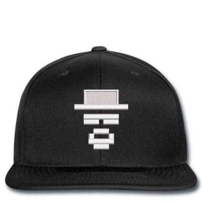 Graphic Embroidered Hat Snapback Designed By Madhatter