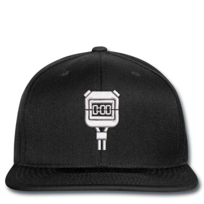 Timer Embroidered Hat Snapback Designed By Madhatter