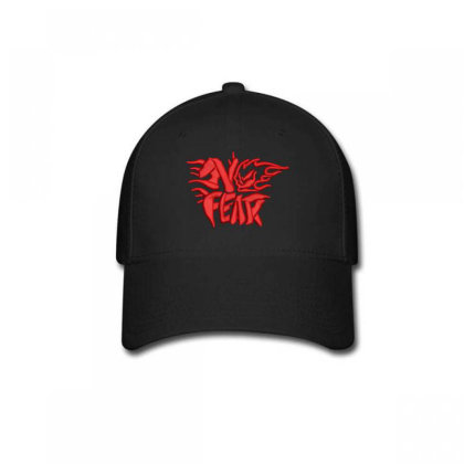 No Fear Embroidered Hat Baseball Cap Designed By Madhatter