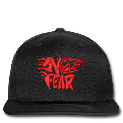 No Fear Embroidered Hat Snapback Designed By Madhatter