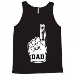 Number One Dad ( #1 Dad ) Tank Top | Artistshot