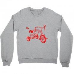 My VW Bike Crewneck Sweatshirt | Artistshot