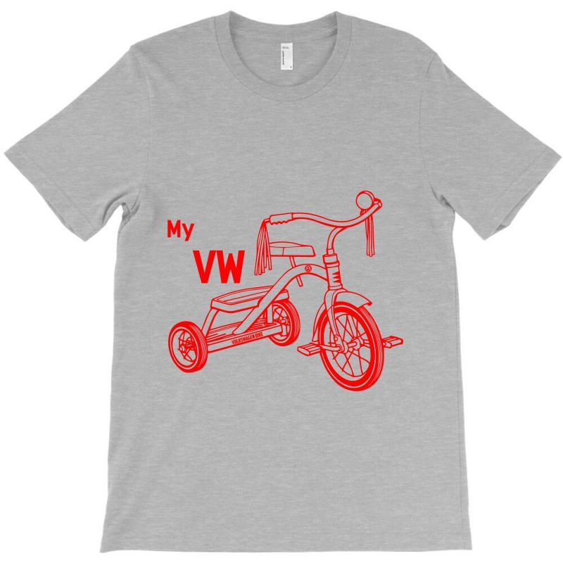 My Vw Bike T-shirt | Artistshot