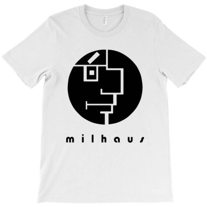 Milhaus T-shirt Designed By Blqs Apparel