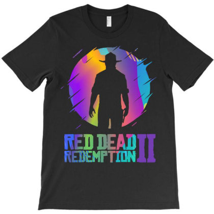 Red Dead Redemption Ii T-shirt Designed By Blqs Apparel