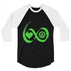 Forever vw 3/4 Sleeve Shirt | Artistshot