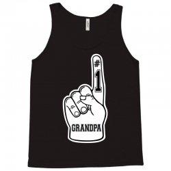 Number One Grandpa ( #1 Grandpa ) Tank Top | Artistshot
