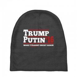 Trump Putin 2016 Baby Beanies | Artistshot