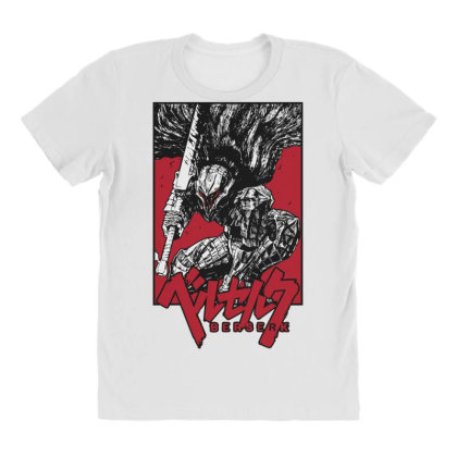 Berserk All Over Women's T-shirt Designed By Paísdelasmáquinas