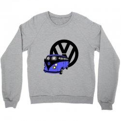 vw combi Crewneck Sweatshirt | Artistshot