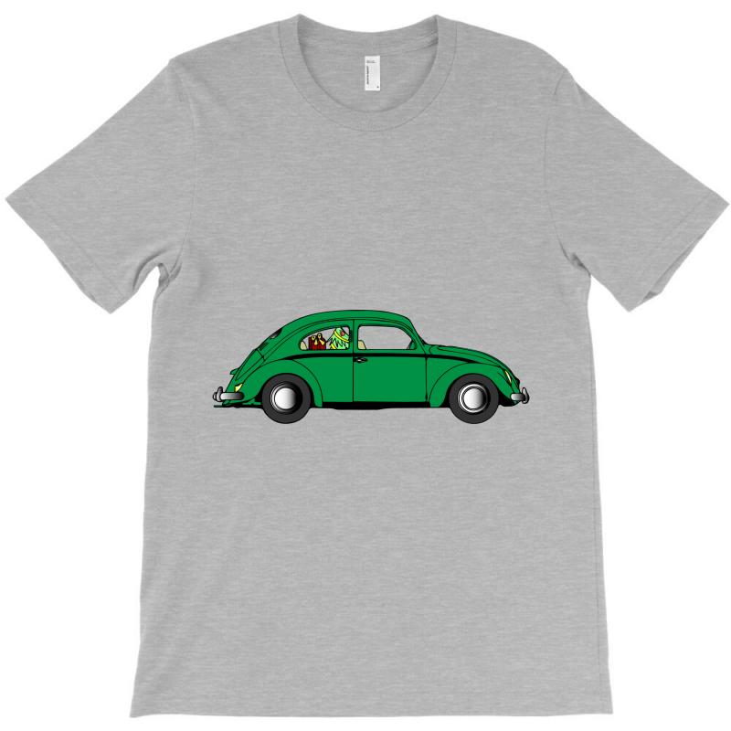 Vw Beetle T-shirt   Artistshot