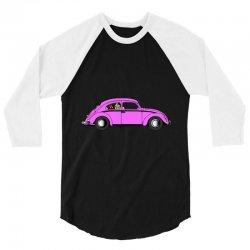 Vw Beetle 3/4 Sleeve Shirt | Artistshot