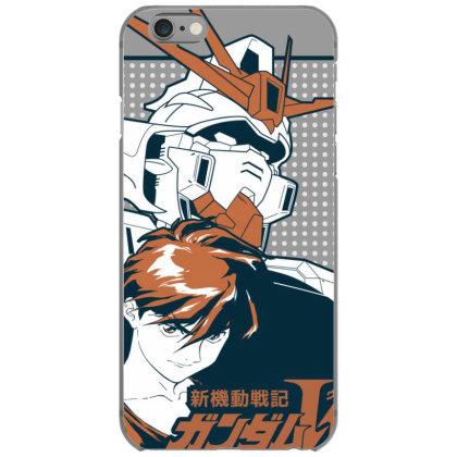 Gundam Wing Iphone 6/6s Case Designed By Paísdelasmáquinas