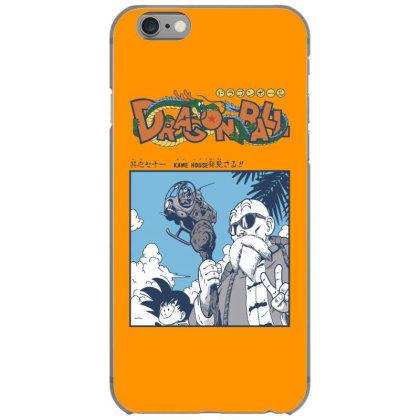 Muten Roshi Iphone 6/6s Case Designed By Paísdelasmáquinas
