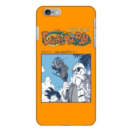 Muten Roshi Iphone 6 Plus/6s Plus Case Designed By Paísdelasmáquinas