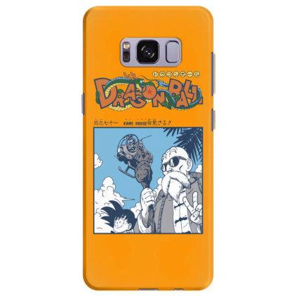 Muten Roshi Samsung Galaxy S8 Plus Case Designed By Paísdelasmáquinas