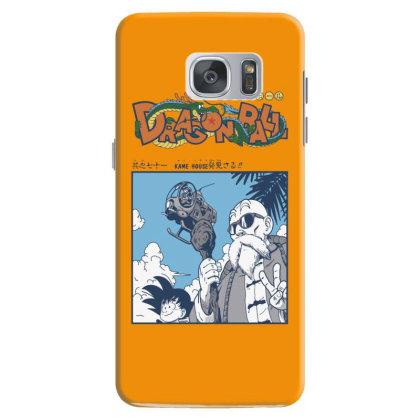 Muten Roshi Samsung Galaxy S7 Case Designed By Paísdelasmáquinas