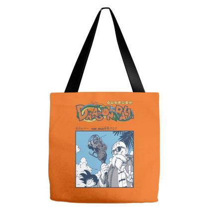 Muten Roshi Tote Bags Designed By Paísdelasmáquinas