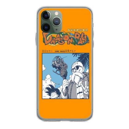 Muten Roshi Iphone 11 Pro Case Designed By Paísdelasmáquinas