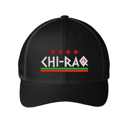 Chi-ra Embroidered Hat Embroidered Mesh Cap Designed By Madhatter