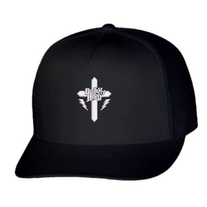 Hero Embroidered Hat Trucker Cap Designed By Madhatter