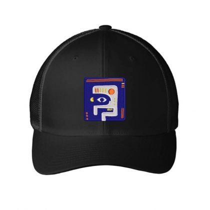 90s Game Embroidered Hat Embroidered Mesh Cap Designed By Madhatter