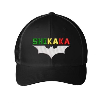 Shikaka Embroidered Hat Embroidered Mesh Cap Designed By Madhatter