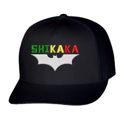 Shikaka Embroidered Hat Trucker Cap Designed By Madhatter