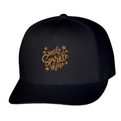 Smile Trucker Cap Designed By Madhatter