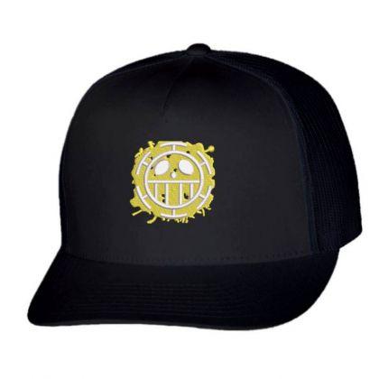 Crazy Emoji Embroidered Hat Trucker Cap Designed By Madhatter