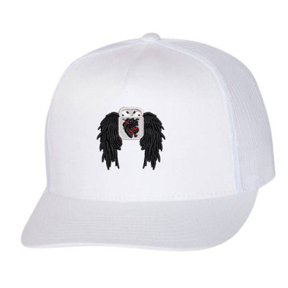 Owl Embroidered Hat Trucker Cap Designed By Madhatter