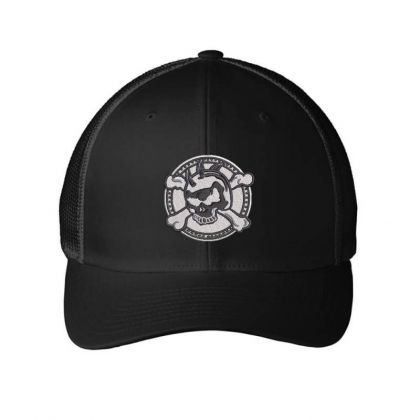Danger Embroidered Hat Embroidered Mesh Cap Designed By Madhatter
