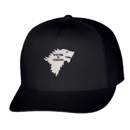 Winter Embroidered Hat Trucker Cap Designed By Madhatter