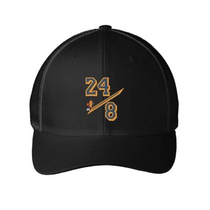 Player Embroidered Hat Embroidered Mesh Cap Designed By Madhatter