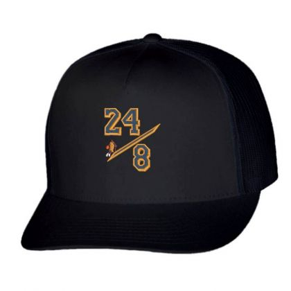 Player Embroidered Hat Trucker Cap Designed By Madhatter
