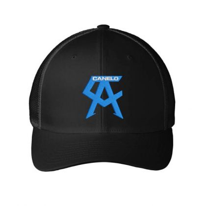 Canelo Embroidered Hat Embroidered Mesh Cap Designed By Madhatter