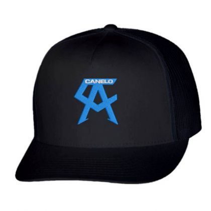 Canelo Embroidered Hat Trucker Cap Designed By Madhatter