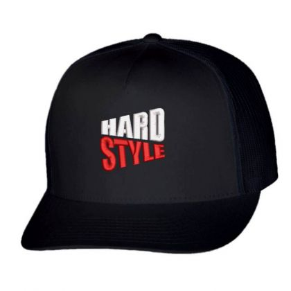 Hard Style Embroidered Hat Trucker Cap Designed By Madhatter