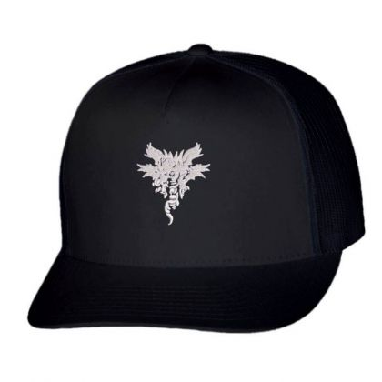 Dragon Embroidered Hat Trucker Cap Designed By Madhatter